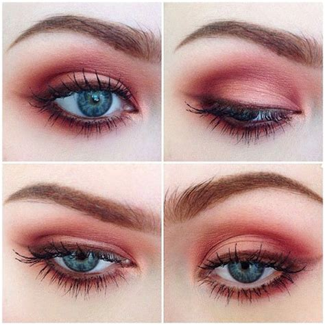 valentines day eye makeup ideas  trends