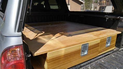 Show Us Your Truck Bed Sleeping Platformdrawerstorage. Loft Beds For Kids With Desk. Rotary Desk Organizer. Built In Kitchen Table. White Full Bed With Drawers. Custom Desk. Tall Desk Chair. Secretary Desk Chair. High Dining Room Table