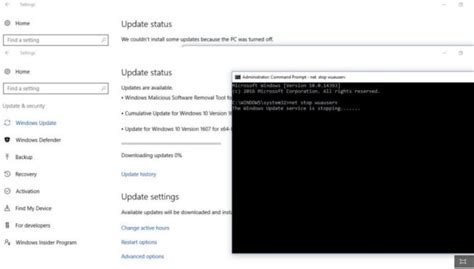 How To Resume Windows 10 by How To Stop Windows 10 Automatic Updates Downloads Web