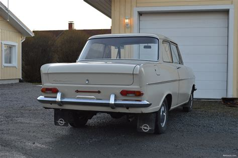 1966 Opel Kadett by Opel Kadett A 1 0 Sedan 1966 Used Vehicle Nettiauto