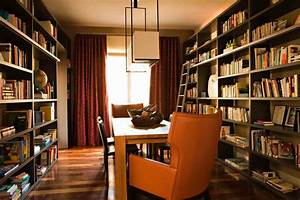 28, Dreamy, Home, Offices, With, Libraries, For, Creative, Inspiration