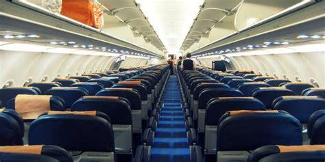 siege avion easyjet les meilleurs sièges dans l avion selon une étude