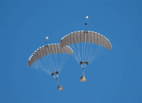 Military Tests Robo-Parachute Delivery Needing No GPS ...