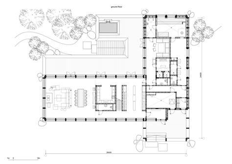 bureau plan gallery of guest bath house fas t architectural bureau 20