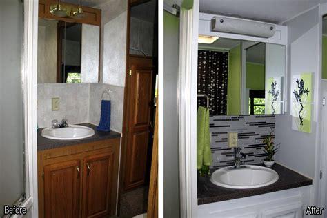 rv bathroom renovations rv obsession