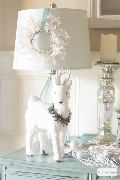 28 best winter themed christmas decorations winter