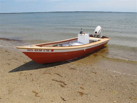 Dory Flat Bottom Boat by Power Wharf Dory