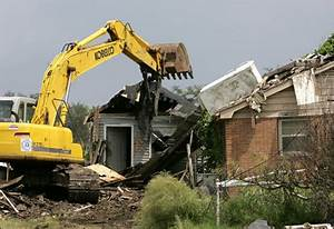 Homeowners in New Orleans Confront Demolition : NPR