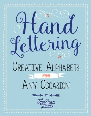 hand lettering creative alphabets   occasion     started  thy doan