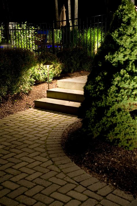 outdoor home landscape lighting solutions north