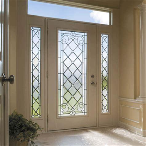 Glass Front Doors  Full Light Entry Doors  Pella