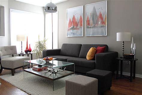 Living Room Small Living Room Designs Ideas Gray Wall