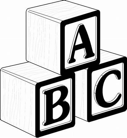 Building Block Clipart Letters Clipartmag