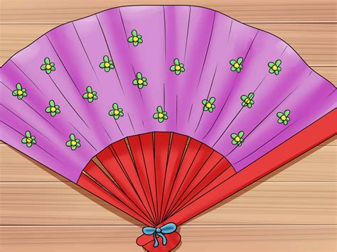 4 Ways To Make A Fan Wikihow