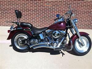 Buy 2002 Harley Flstfi Fat Boy Cruiser On
