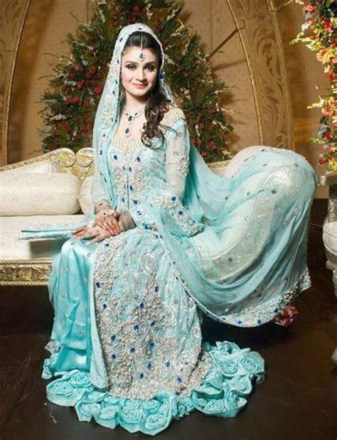 12 contoh model baju pengantin india muslim 2016