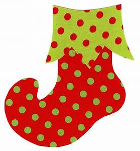 christmas stocking whimsical iron on fabric applique diy With christmas stocking with iron on letters