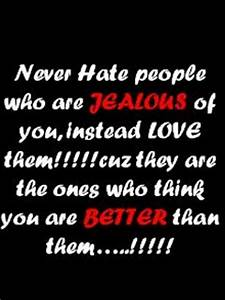 Download Never Hate People Wallpaper 240x320 | Wallpoper ...