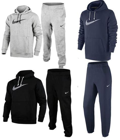 New Mens Nike Full Tracksuit Jogging Bottoms Sweat Pants Hoodie Jumper Hoody | eBay
