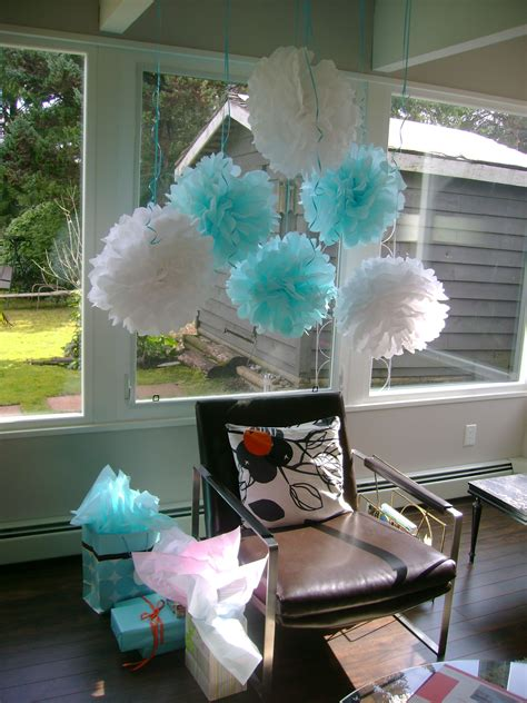 mom   decorated baby shower chair party ideas