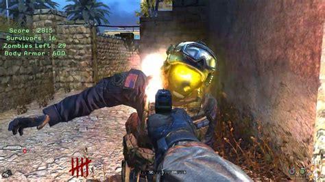 zombies warfare modern duty call
