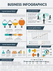 Different Infographics Set To Present Your Professional