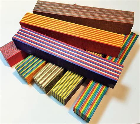 Spectra Laminated Pen Blanks