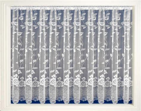 voilages dentelles de luxe de qualit 233 vendus au m 232 tre blanc ebay