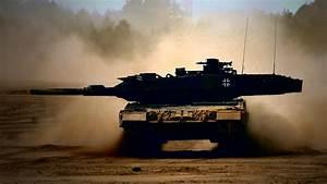Leopard 2 Wallpaper
