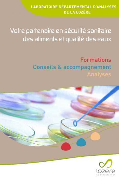chambre d agriculture 81 hygiène alimentaire laboratoire départemental d 39 analyses