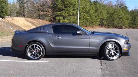2011 Ford Mustang Gt Premium Youtube