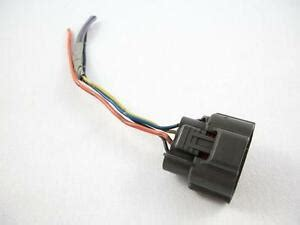 Nissan Altima Ignition Distributor Wiring