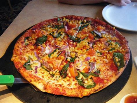 gallery vegetable pizza pizza hut