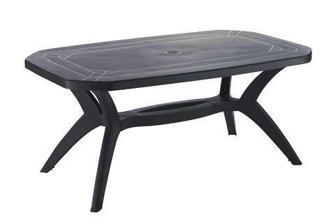 Tables De Jardin Ibiza 165 & 220 Cm Grosfillex