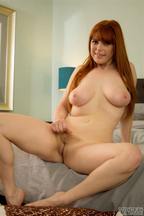 Redhead Milf Penny Pax With Big Tits Has Passionate Sex
