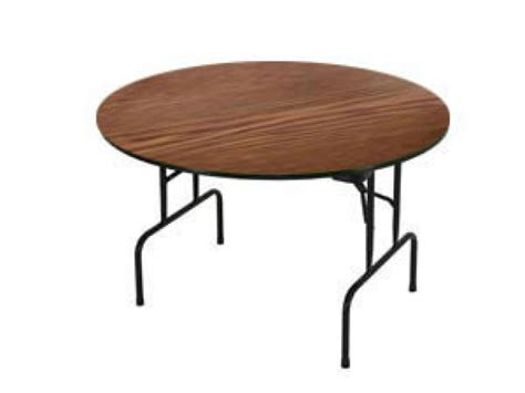 high top folding table high pressure laminate top round folding table 60