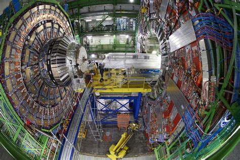 CERN LHC Update: Large Hadron Collider Experiment Gets A ...