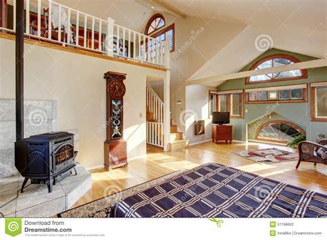 les chambre a coucher en bois chambre à coucher de style de grenier de vintage avec la