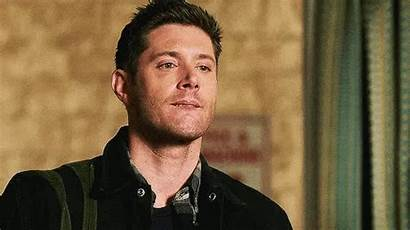 Supernatural Ackles Jensen Winchester Lip Dean Bite