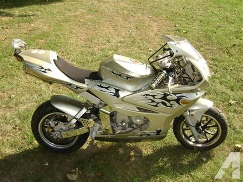 Mini Crotch Rocket Motorcycle For Sale