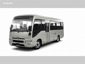 2020 Toyota Coaster Standard  Lwb  For Sale  124 580