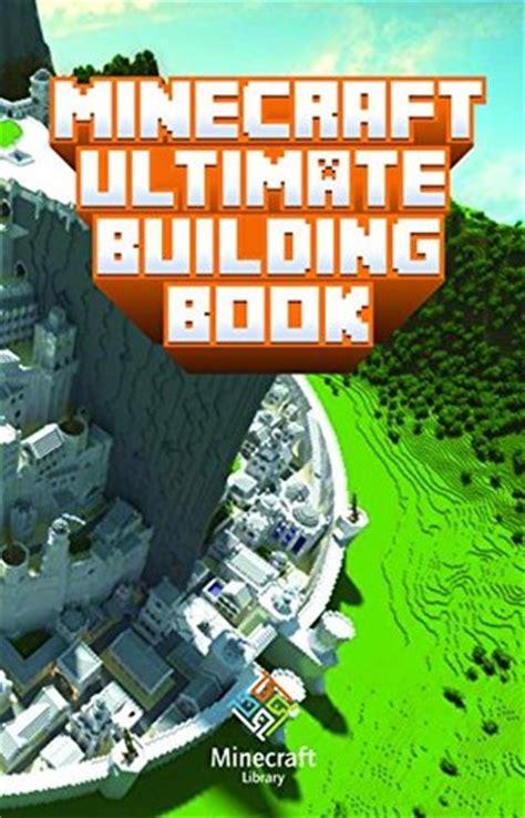 minecraft ultimate building book amazing building ideas