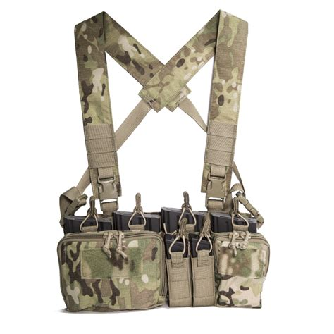 haley strategic dcr heavy chest rig   harness