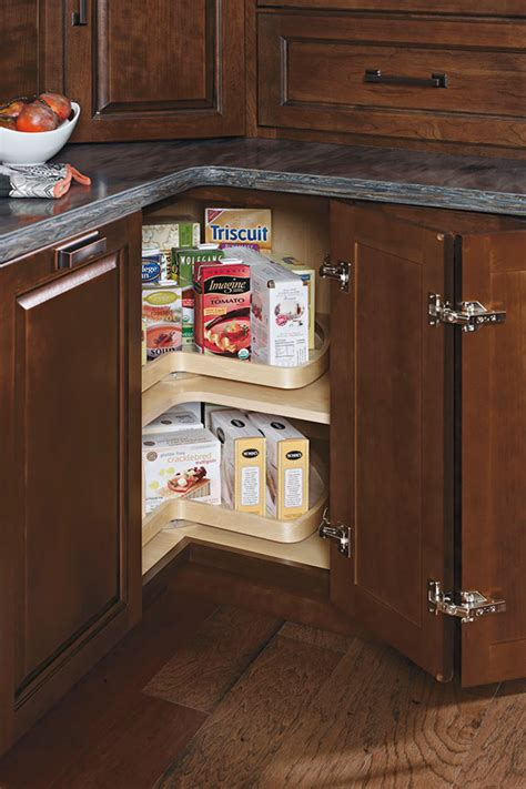 base super lazy susan cabinet schrock cabinetry