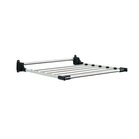 Greenway Stainless Steel Indoor Wall-Mount Drying Rack