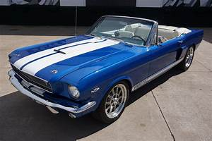 Used 1966 Ford Mustang GT 350 For Sale ($79,900) | Tactical Fleet Stock #TF1232