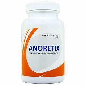 Anoretix - Weight Loss Pills