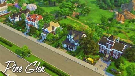 Newlyn Hills CC free save file at Jenba Sims » Sims 4 Updates