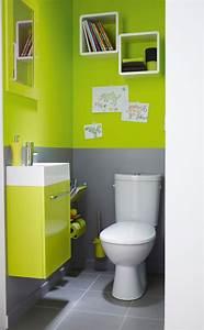 deco wc quelle peinture choisir pour les toilettes With couleur de peinture pour toilette 0 deco wc jaune