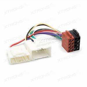 Car Iso Wiring Harness For Renault Logan Sandero Duster